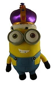 Bob Minion King 12'' Soft Toy