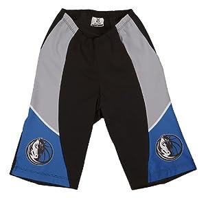 NBA Dallas Mavericks Ladies Cycling Shorts, Large by VOmax