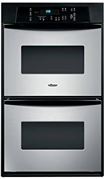Whirlpool RBD245PRS 24 Stainless Steel Electric Double Wall Oven