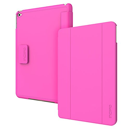 Incipio iPad Air 2 Cover, Tuxen [Snap-On Folio Cover] for iPad Air 2-Pink
