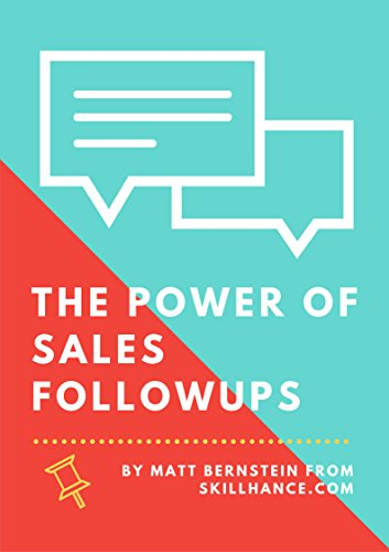 The Power of Sales Followups