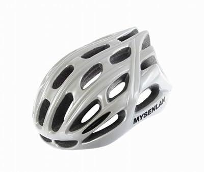 Mysenlan Mens Womens Bike Helmet 838 Adult Helmet by Suzhou Bohang Sport CO.,LTD
