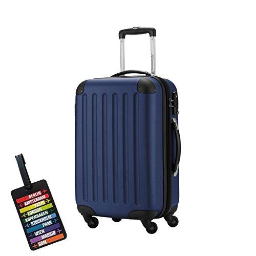 HAUPTSTADTKOFFER® Valigie · 49.0 liters (ca. 55 x 37 x 22 cm) · TSA BLOCCO · più colori (Blu)