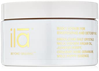 ila Body Scrub for Energising and Detoxifying 250 g