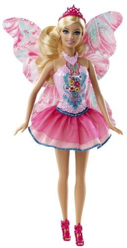 Barbie Beautiful Fairy Barbie Fashion Doll front-1079650