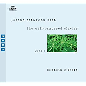 Bach: The Well-Tempered Clavier I (2 CDs)