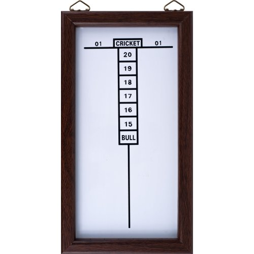 Cheapest Price! Trademark Gameroom Dry Erase Dartboard Cricket Scoreboard