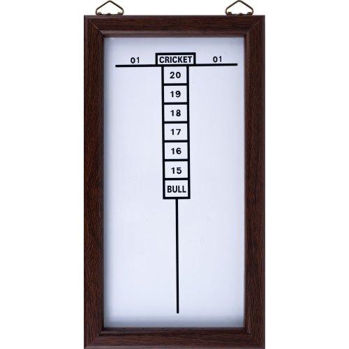 Cheapest Price! Trademark Gameroom Dry Erase Dartboard Cricket Scoreboard
