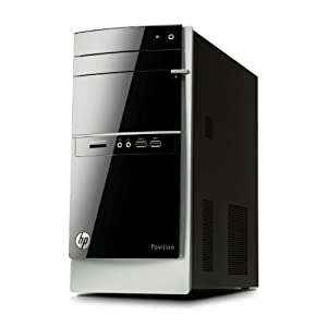 HP Pavilion 500 Desktop - Intel Core i3-4130 Processor 3.4 GHz, 16GB Memory, 1TB 7200RPM HDD, Intel HD Graphics, DVD Burner, Windows 7 Home Premium from hp