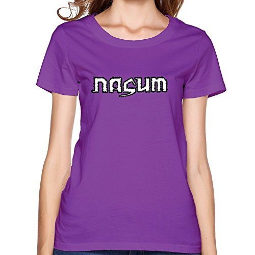 Lady Geek Screw Neck Nasum Tee-shirtXXLarge