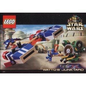 LEGO LEGO Star Wars watt over junk yards # 7186