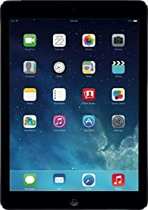 Apple IPAD AIR WI-FI 16GB 16 GB 1024 MB 9.7 -inch Retina display