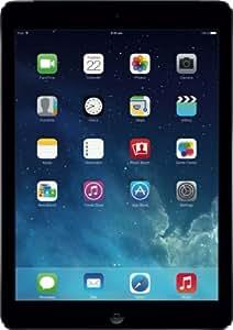 """Apple iPad Air 9,7"""" (24,64 cm) A7 1,3 GHz 16 Go Wi-Fi Noir/Gris"""