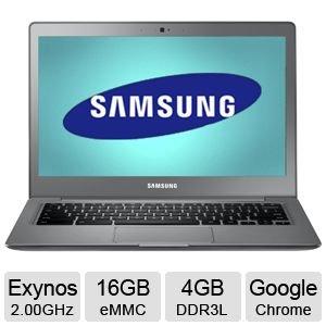 Samsung Chromebook 2 (13-Inch, Luminous Titan)