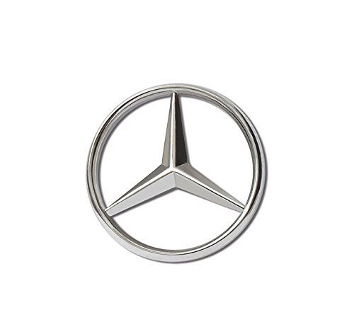 mercedes-benz-pin-10mm-mb-estrella-de-plata-acero-inoxidable-pulido
