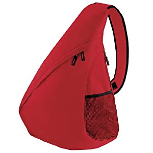Bagbase Universal Monostrap Bag / Backpack (12 Litres) (One Size) (Classic Red)