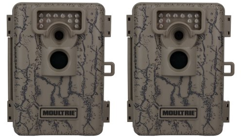 (2) MOULTRIE Game Spy A-5 Low Glow Infrared Digital