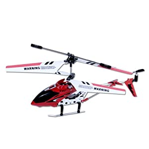 Syma S107/S107G R/C Helicopter | Red