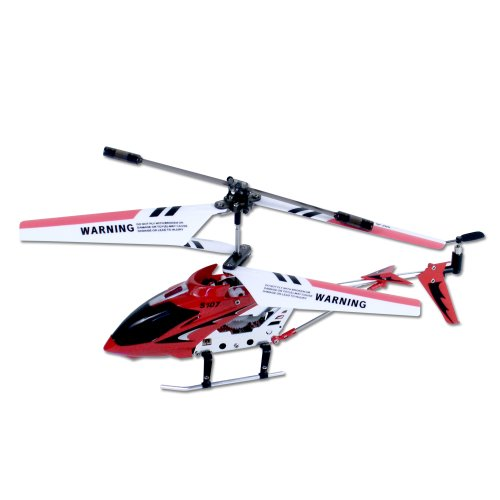 Syma S107 S107G R C Helicopter - Red