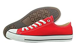 Converse Chuck Taylor All Star OX M9696 Red 11 D(M) US Men