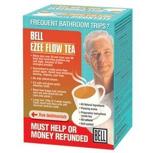 Bell Prostate Eeze Flow Tea for Men