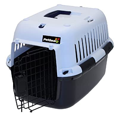 PetGear by Happy Pet Carrier Black
