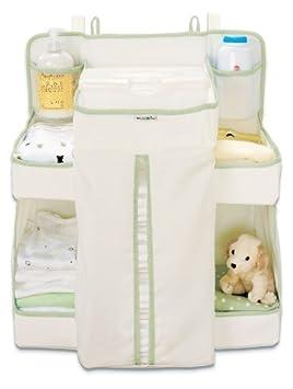 nappy diaper holder dispenser storage change organiser baby changing bag new. Black Bedroom Furniture Sets. Home Design Ideas