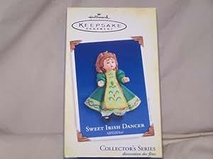 Hallmark Keepsake Ornament - Sweet Irish Dancer - Madame Alexander Series 2005 (10th in Series) (QX2055)
