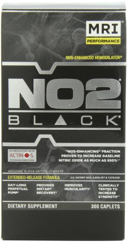 M.R.I. No2 Black, 300-Cap Bottle