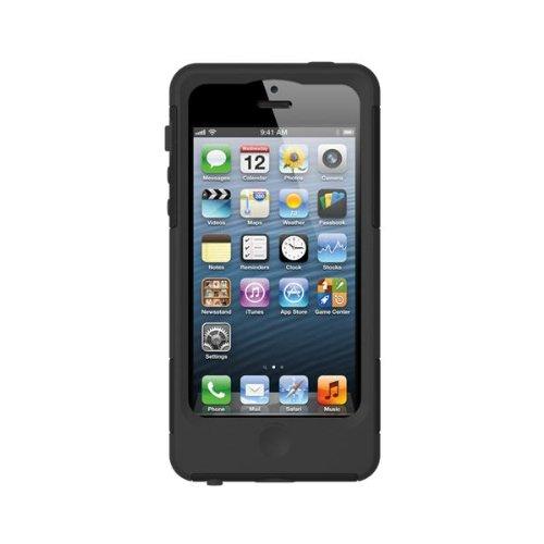 ★ iPhone5専用ケース ★ 耐衝撃+防塵性!  Trident Case Aegis Case for iPhone5 トライデント イージス アイフォン5 ケース(ブラック)
