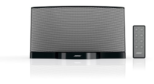 Bose SoundDock Series II 30-Pin iPod/iPhone Speaker Dock (Black) (017817493710)