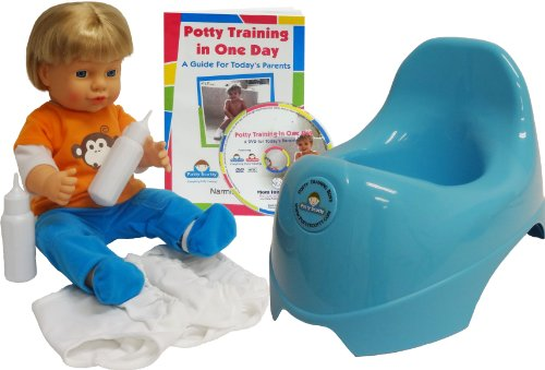Free Potty Training Kits front-1048494