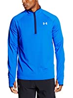 Under Armour Chaqueta Técnica Threadborne Run 1/4 Zip (Azul Eléctrico)