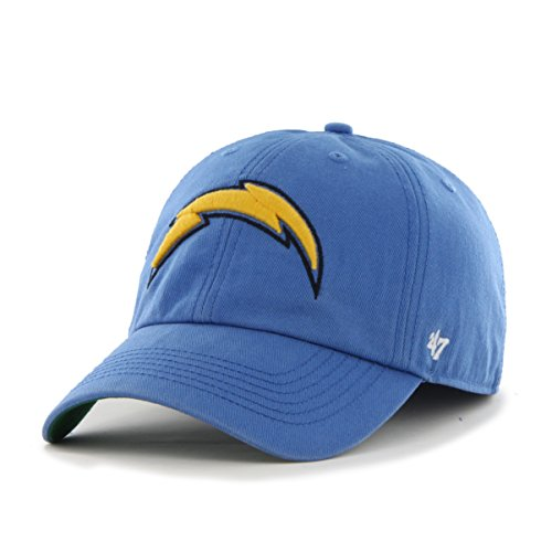 Nfl San Diego Chargers '47 Brand Franchise Fitted Hat, Blue Raz, Large