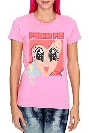 My Little Pony Pinkie Pie Girls T-Shirt Size : X-Small