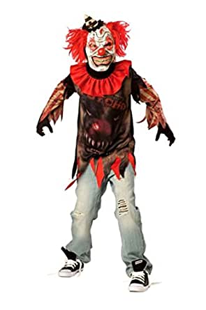 Children's Sideshow Psycho Costume