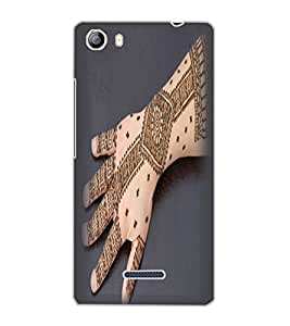 MICROMAX CANVAS 5 HAND Back Cover by PRINTSWAG