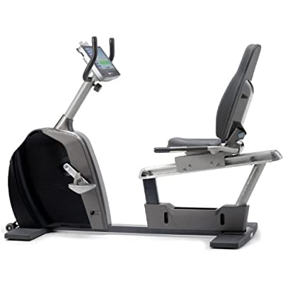 Tunturi E90r Recumbent Exercise Bike - Grey