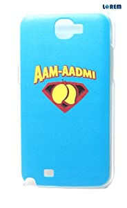 Lorem Back Cover For Samsung Galaxy Note 2 N7100 (U11717) available at Amazon for Rs.175