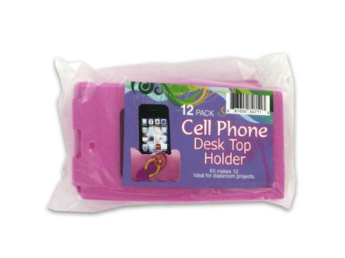 Flip Flop Desktop Cell Phone Holders - Case Of 8 front-1055517