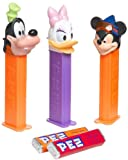 Pez Disney Mickey Assortment Candies - 12 Pieces