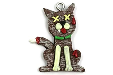 Gingerbread Zombie Cat