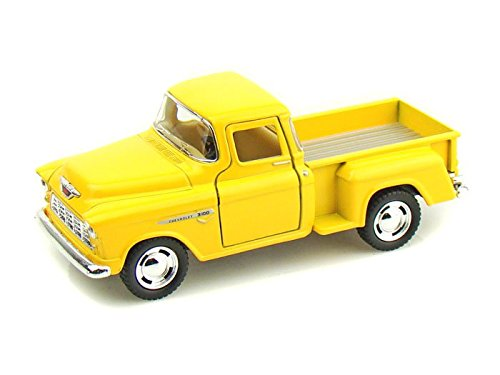 1955 Chevy Stepside Pick-Up 1/32 Yellow