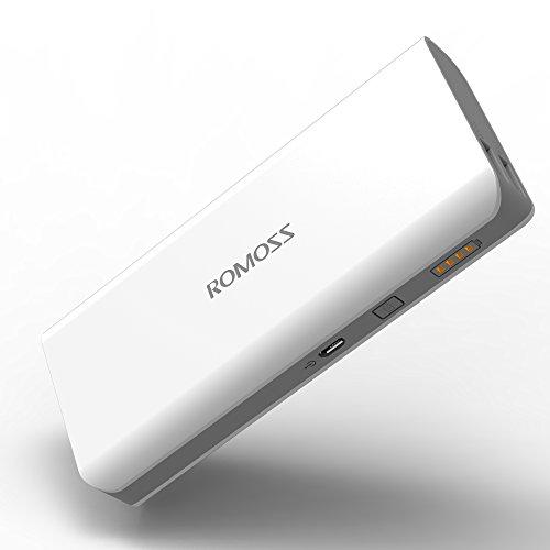 Romoss Solo-5 10400mAh Power Bank