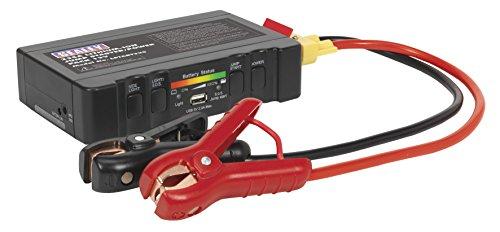 Sealey LSTART235 Lithium-Ion Jump Starter/ Power Pack, 235 A, 12 V