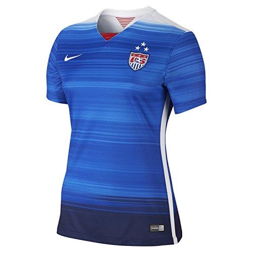 Nike 2015 U.S Stadium Away Womens Jersey