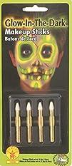 Glow in the Dark Body Art Makeup Penc…