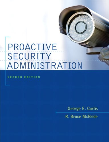 Proactive Security Administration (2nd Edition)