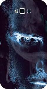 JOHN RICHARD_ HIGH QUALITY SILICON UV PRINTED BACK COVER FOR SAMSUNG GALAXY E5...