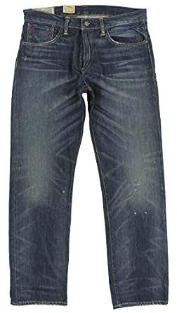 Polo Ralph Lauren Men's Classic Fit Lightweight Lennox Jeans 30x30 Medium Wash